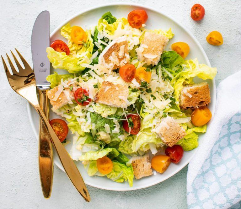 Green Flakes Salad