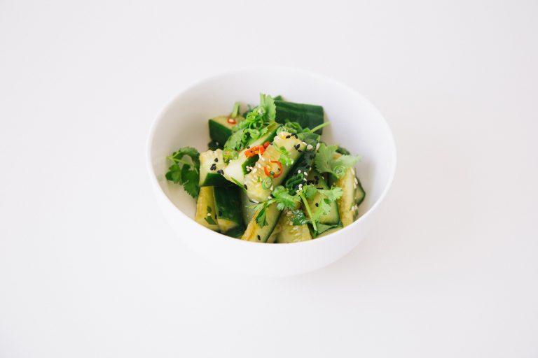Mental Floss Salad